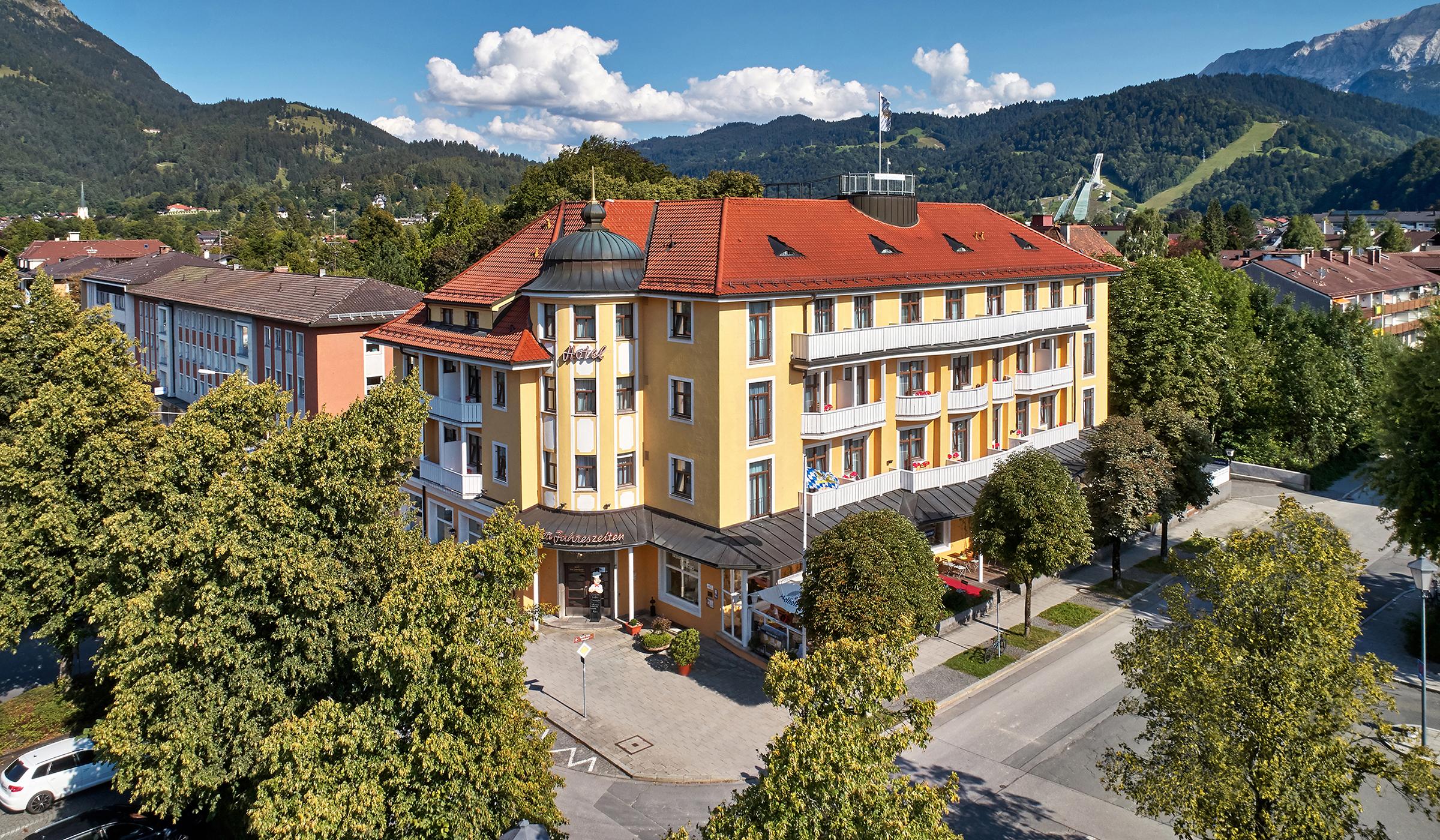 Hotel Vier Jahreszeiten Garmisch